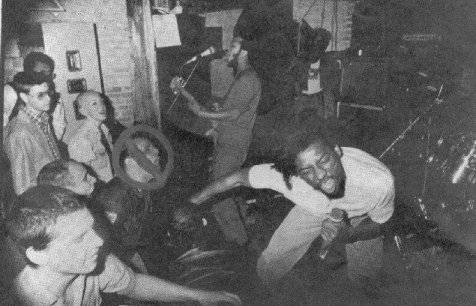 Bad Brains at Esters - ?